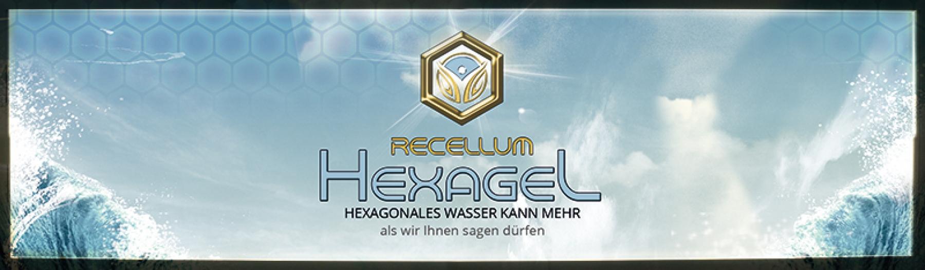 Hexagonales Wasser kann mehr...
