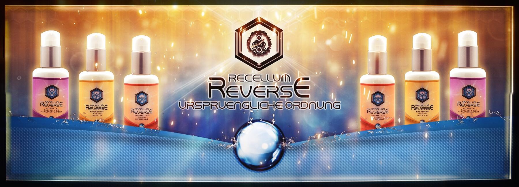 Recellum Reverse - Rejuvenation